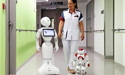 Arriva Zora, il robot che fa ginnastica agli anziani