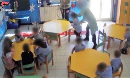 Maltrattamenti all'asilo nido, fermate 3 educatrici