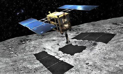 La sonda Haybusa 2 si prepara ad atterrare su Ryugu