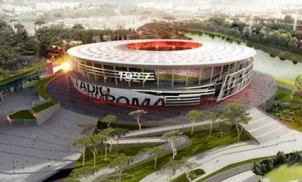Raggi: lo stadio a Roma si fa, cantieri possono aprire entro anno