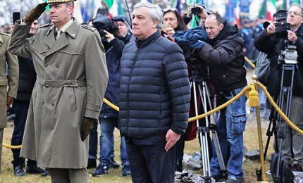 """""""Viva Istria e Dalmazia italiane"""", bufera su Tajani. L'ira della Slovenia e Croazia"""