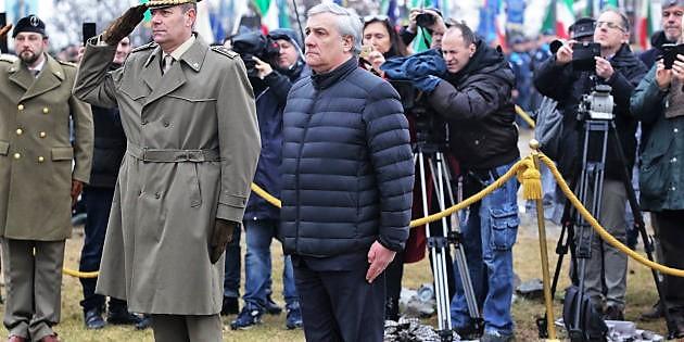 Foibe: Tajani ribadisce condanna di tutti i totalitarismi