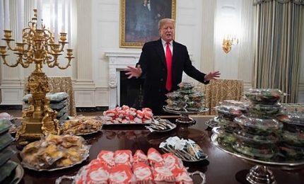 """Donald Trump è """"in ottima salute"""" ma ora è ufficialmente obeso"""