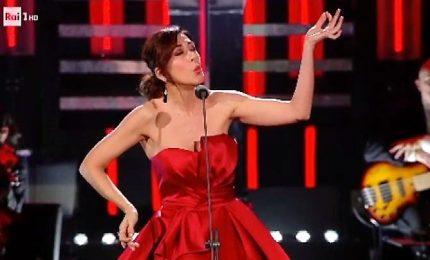 Strepitosa Virginia Raffaele nell'aria della Carmen di Bizet