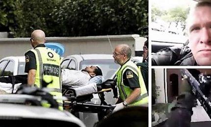"""Nuova Zelanda, 49 morti nella strage delle moschee. Arrestato il killer. Il premier australiano: """"Violento terrorista"""""""