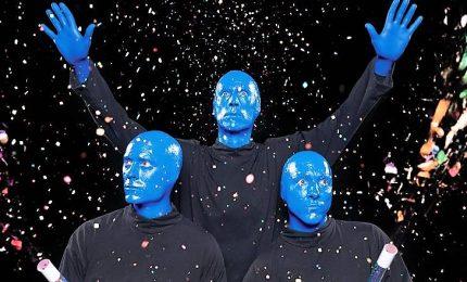 Torna il fantastico e poetico mondo dei Blue Man Group