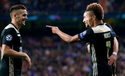 Clamoroso al Bernabeu, Ajax stellare strapazza il Real Madrid