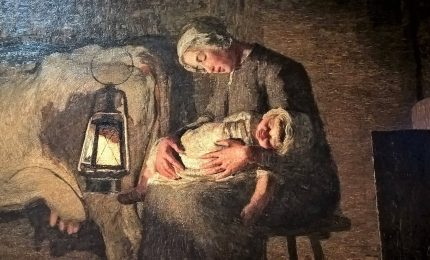 Angelo Morbelli alla GAM, pittore ottocentesco e contemporaneo