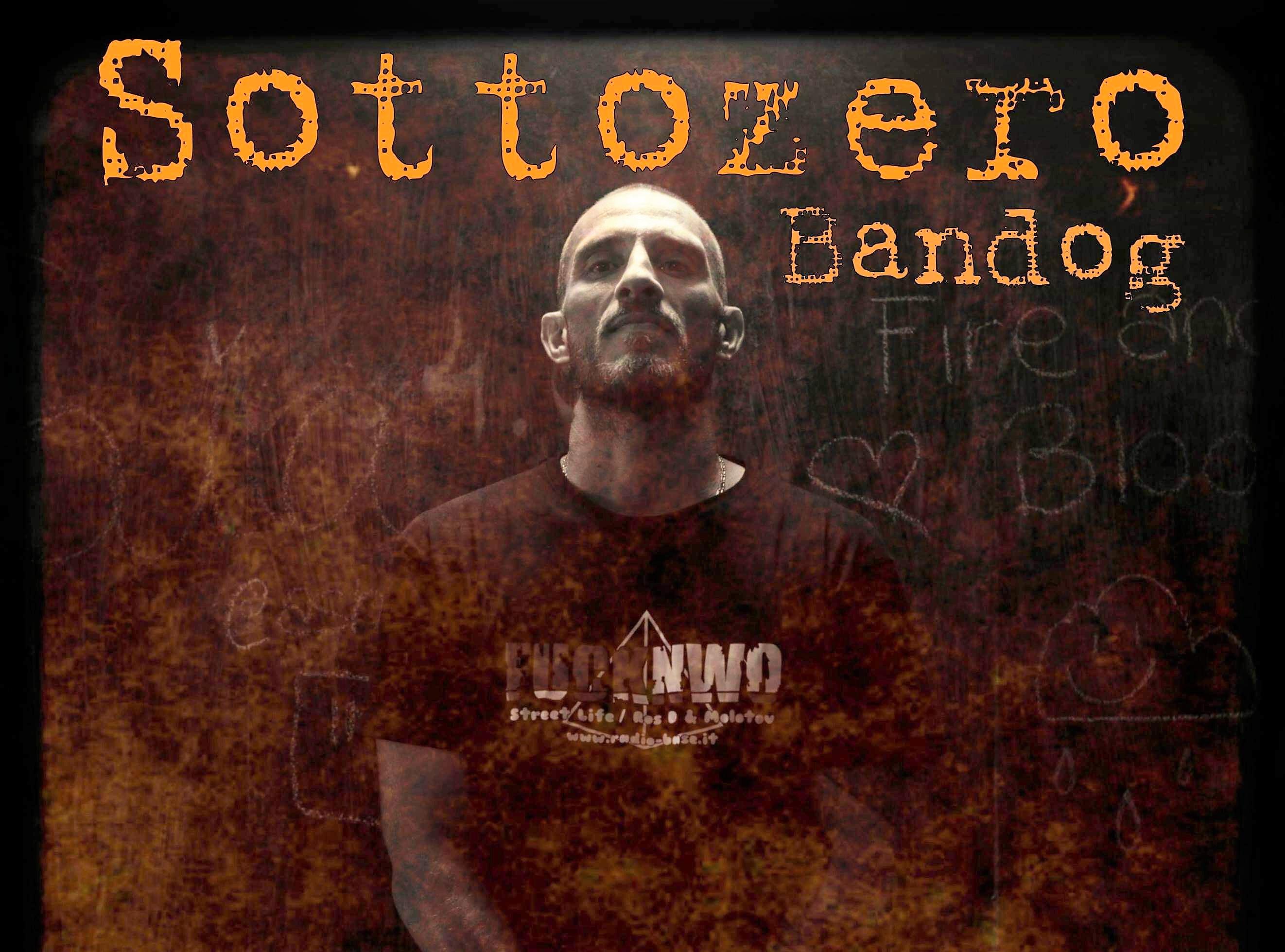 """Il rapper Bandog torna sulla scena: """"Riparto da Sottozero"""""""