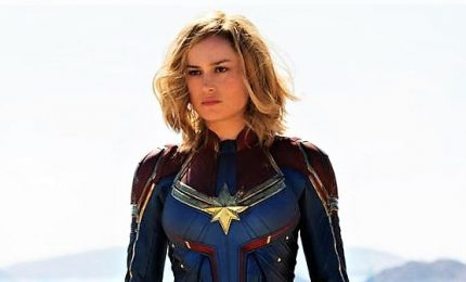 Captain Marvel, la supereroina aliena arriva nelle sale