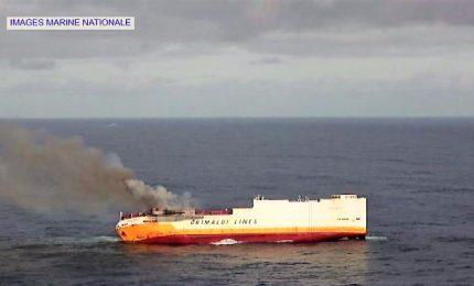 Cargo italiano inabissato sulla costa nord-ovest della Francia