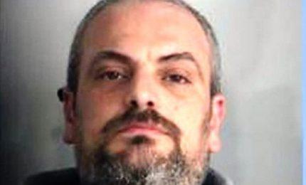 Arrestato l'uomo che ha dato fuoco alla moglie, era in pizzeria