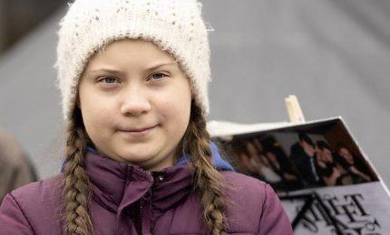 Clima, Greta Thunberg nominata per il Premio Nobel per la Pace
