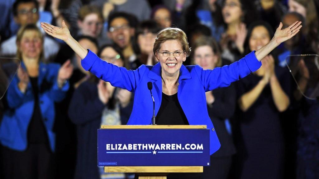 """Warren all'attacco: """"Spezzatino per i colossi"""". I """"Faang"""" nel mirino dei Democratici"""
