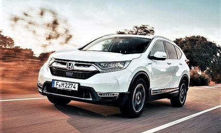 Honda a Ginevra con ePrototype 100% elettrico e CR-V Hybrid