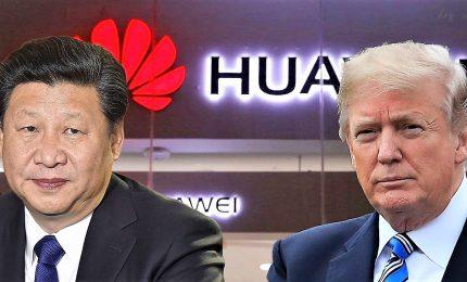 Trump hachera server e bandisce prodotti e tecnologia, Huawei fa causa agli Usa