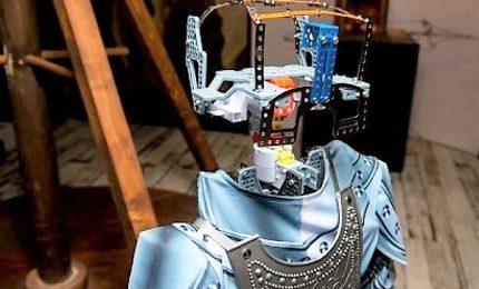 Il Coding Da Vinci, esperienza robotica per 500 anni di Leonardo