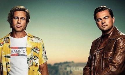 Il nuovo film di Tarantino con DiCaprio, Brad Pitt (e Luke Perry)