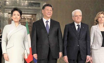 Mattarella: il memorandum con la Cina è strategico per Ue e Italia. Xi: tra noi nessun conflitto interessi fondamentali
