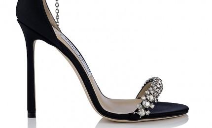 Preparati a sbavare su questi sandali Jimmy Choo