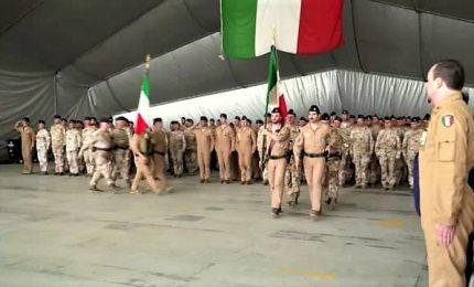 Eurofighter italiani subentrano a Amx nella lotta a Isis