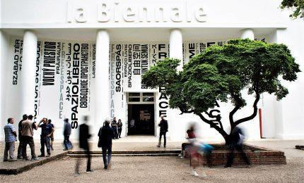 La Biennale di Venezia apre i cantieri, si lavora per raccontare l'arte