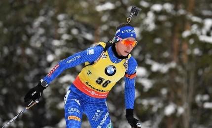 Mondiali di biathlon, Vittozzi è argento nella 15 chilometri