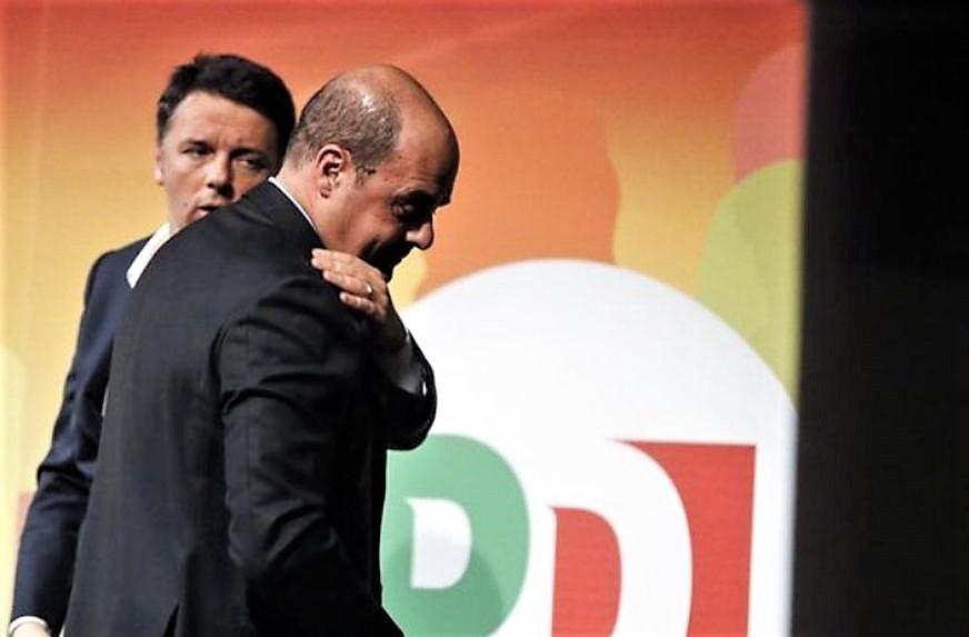 Renzi-Zingaretti, parte la caccia ai militanti