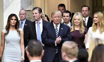 """Corruzione e abuso di potere, Dem muovono guerra ai Trump e al """"cerchio magico"""""""