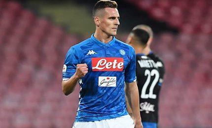 Blitz Juventus a Napoli, ora scudetto in tasca