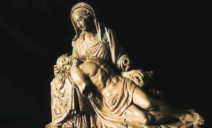 Michelangelo e i segreti della Pietà in terracotta