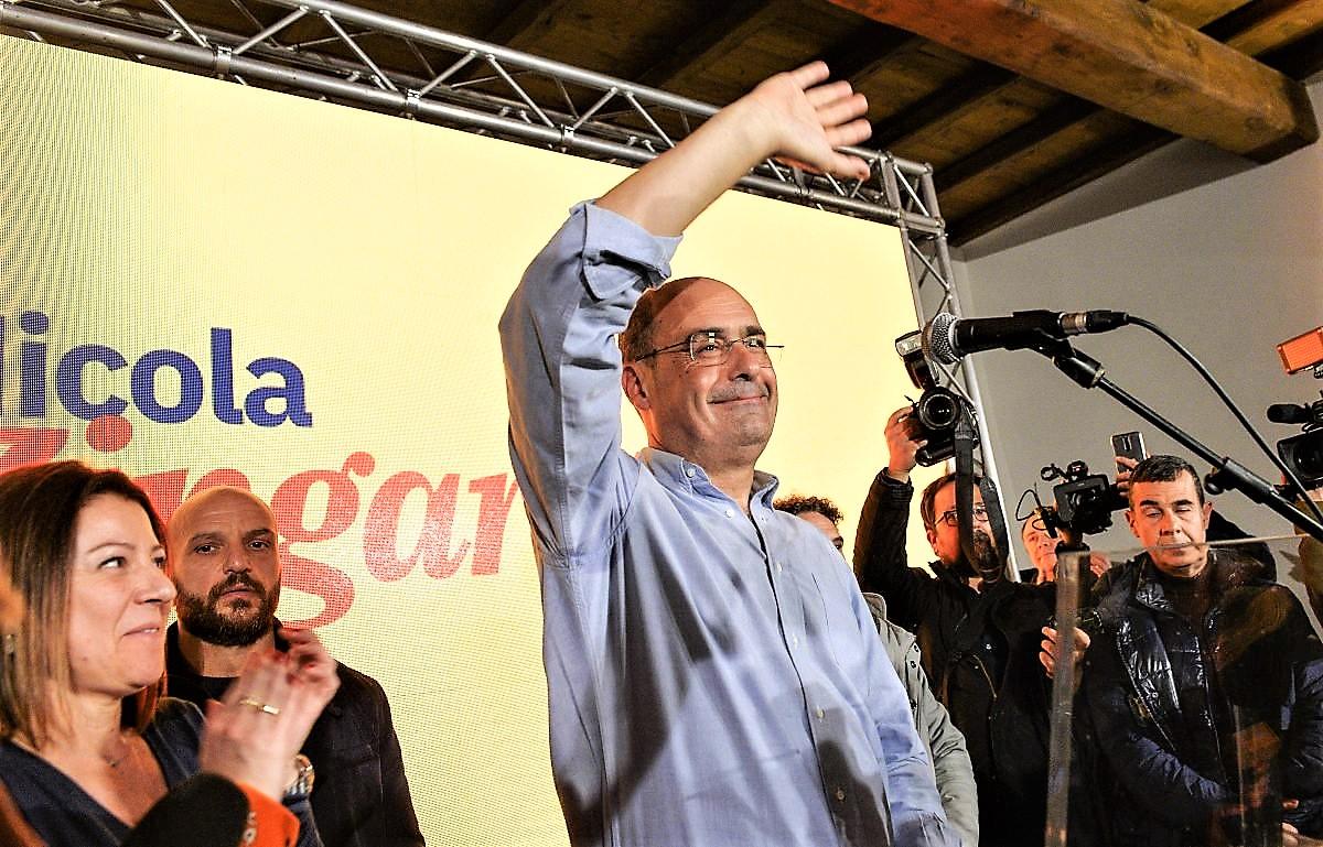 Europee, Zingaretti: ora il PD è l'altro polo, verso le elezioni