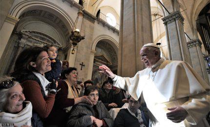 Il Papa a Loreto: famiglia uomo-donna insostituibile
