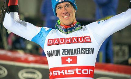 Moelgg si illude a Kranjska, slalom a Zenhaeusern