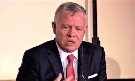 Re di Giordania ad Assisi: non si può voltare spalle ai migranti