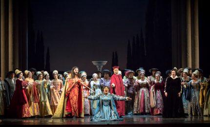 Dopo l'avanguardistica Turandot, arriva la tradizione ottocentesca de La Favorite