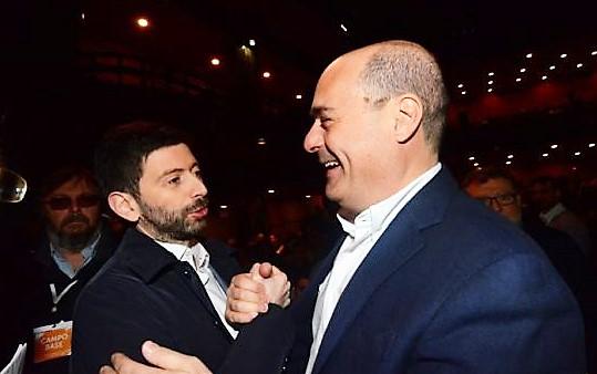 Zingaretti vede Speranza, si lavora a lista per le Europee