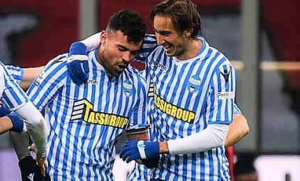 Colpo Spal a Bergamo, vince 2 a 1 contro l'Atalanta