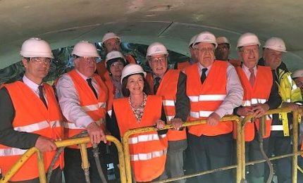 Tav, presidente Senato francese: ottimista, il cantiere va avanti