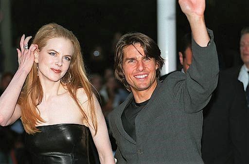 Tom Cruise non invita la Kidman al matrimonio del figlio