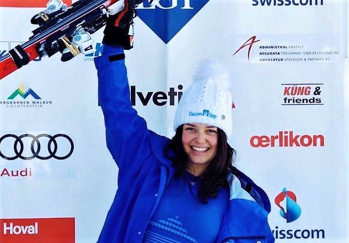 Slalom donne, Tschurtschenthaler campionessa italiana