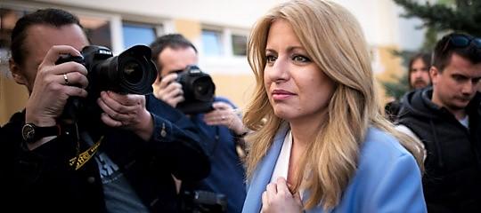 Slovacchia, eletta Caputova. Europeista, è la prima donna presidente del Paese