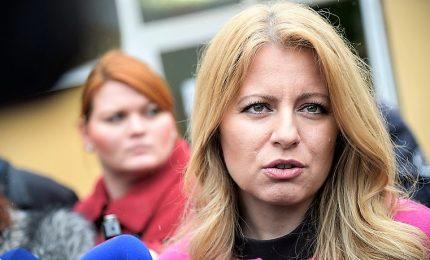 L'ambientalista Zuzana Caputova verso la presidenza, disfatta dei sovranisti