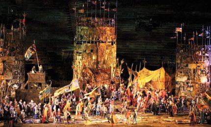 All'Arena La Traviata e il Trovatore diretti da Zeffirelli