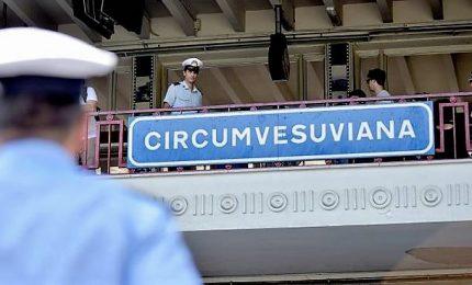 Donna violentata in ascensore stazione Circumvesuviana