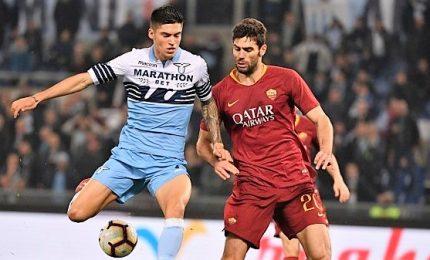 Nel derby c'e' solo Lazio, Roma altra figuraccia
