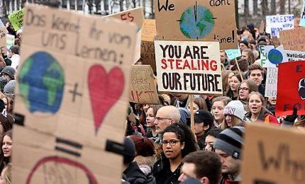 Giornata mondiale del clima, manifestazioni in 100 paesi del mondo