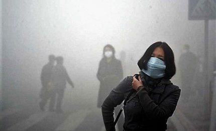 Morti premature, una su 4 dovuta a inquinamento atmosferico