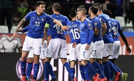 Italia show con il Liechtenstein, a Parma finisce 6-0