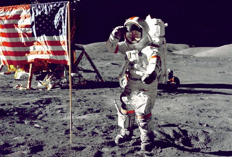La Nasa è pronta a riportare l'uomo sulla Luna